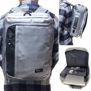 Laptop computer backpack travel work carry on bag